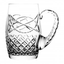 Crystal Beer Mug 05684