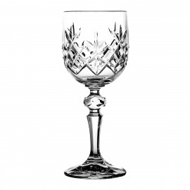 Crystal Red Wine and Water Glasses, Set of 6 03598