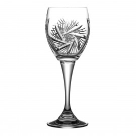 Crystal Red Wine and Water Glasses, Set of 6 03682