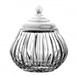 Crystal Sugar Bowl (09101)