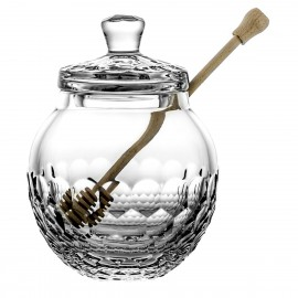 Crystal Honey Jar 11069