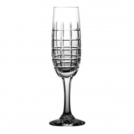 Crystal Champagne Glasses, Set of 6 09238