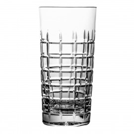 Crystal Long Drink Glasses, Set of 6 09235