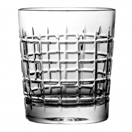 Crystal Whisky Glasses, Set of 6 05460