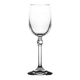Crystal Sherry and Liqueur Glasses, Set of 6 4294
