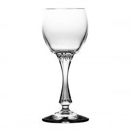 Crystal Sherry and Liqueur Glasses, Set of 6 4289