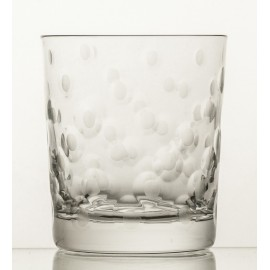 Crystal Whisky Glasses, Set of 6 04337