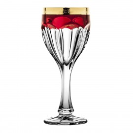 Set of wine glasses 6 pcs