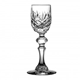 Crystal Liqueur Glasses, Set of 6 01174