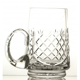 Crystal Beer Mug 05896
