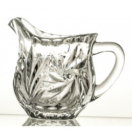 Crystal Milk Jug 00288