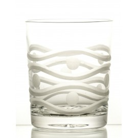 Crystal Whisky Glasses, Set of 6 3395