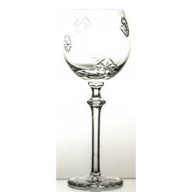 Crystal Red Wine and Water Glass 04563