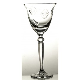 Crystal Red Wine Glass 09133