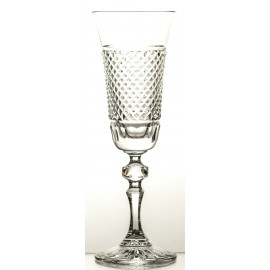 Crystal Champagne Glasses, Set of 6 10264