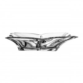 Crystal Snack Tray 05877