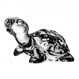 Crystal Turtle Figurine Paperweight 05889