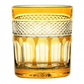 Crystal Painted Whisky Glasses, Set of 6 16436