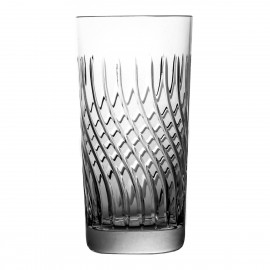 Crystal Long Drink Glasses Linea, Set of 6 10498