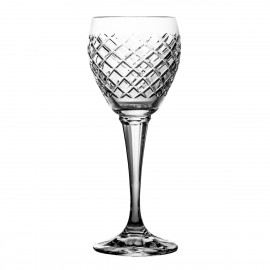 Crystal Wine Glasses, Set of 6 Caro 10370