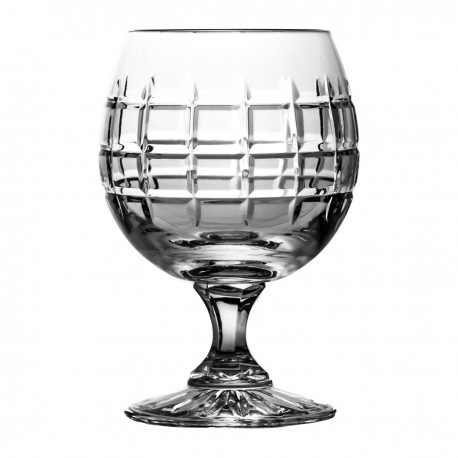 Crystal Cognac and Brandy Glasses, Set of 6