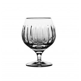 Crystal Cognac and Brandy Glasses, Set of 6 Vertigo