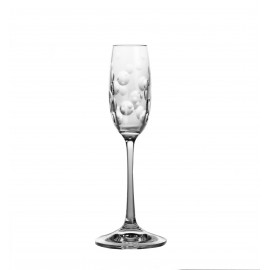 Crystal Liqueur Glasses, Set of 6 10205