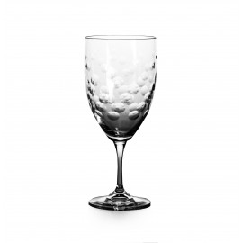 Crystal Glasses for desserts Aeris Set of 6