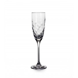Crystal Champagne Glasses Aeris, Set of 6 10373