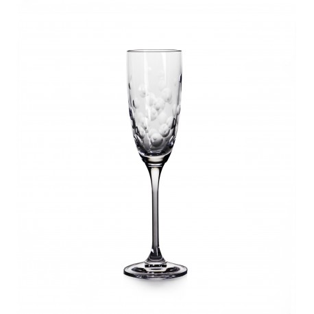 Crystal Champagne Glasses Set of 6