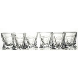 Engraved Vodka Glasses, Set of 6 05929