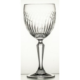 Crystal Red Wine and Water Glasses, Set of 6 10774