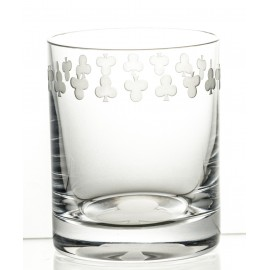 Crystal Whisky Glasses Set of 6