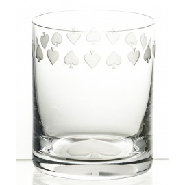 Crystal Whisky Glass 04318