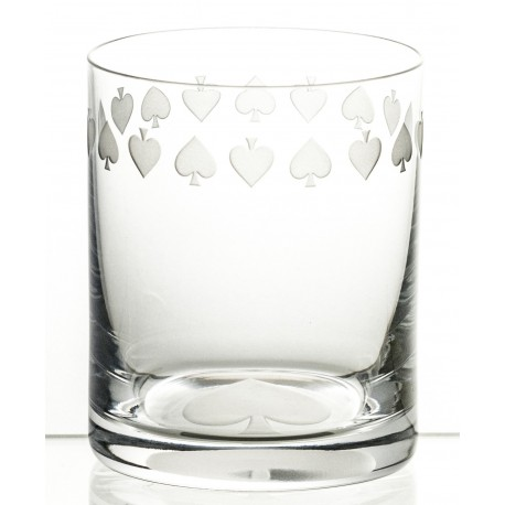 Crystal Whisky Glass