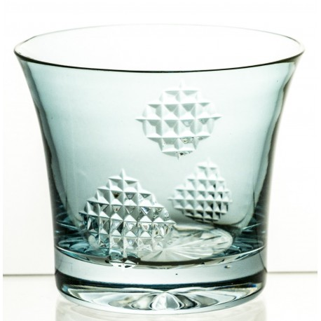 Painted Crystal Glass
