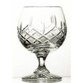 Crystal Cognac and Brandy Glasses, Set of 6 10333