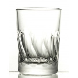 Crystal Coffee Tumblers, Set of 6 12223