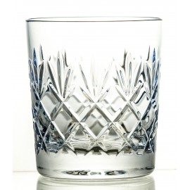 Crystal Painted Whisky Glasses, Set of 6 14623