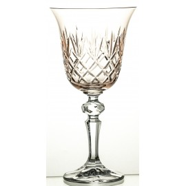 Painted Red Wine Glasses, Set of 6 14636