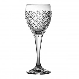 Crystal Red Wine and Water Glasses Caro, Set of 6 10371