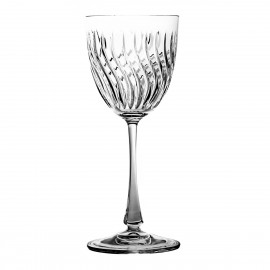 Crystal Red Wine Linea Glasses, Set of 6 14600