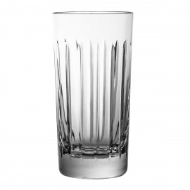 Crystal Long Drink Glasses, Set of 6 Vertigo