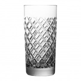 Crystal Long Drink Glasses, Set of 6 18206