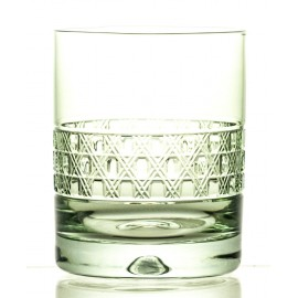 Painted Whisky Glasses Set of 6