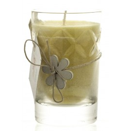 Exclusive Candle in Crystal Candle Holder (02168)
