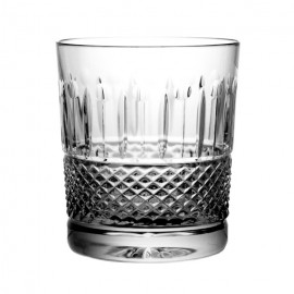 Whisky, juice, water glasses